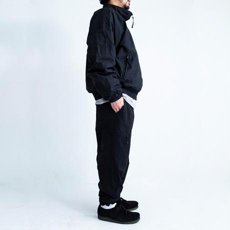 nuttyclothing / Nylon DailyPants Black