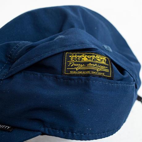 nuttyclothing / RAMBLE  CAP 60/40 Cross Navy