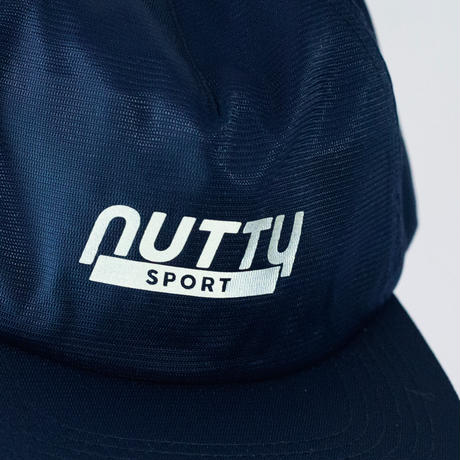 nutty clothing / NUTTYSPORT NYLON 5PANEL CAP