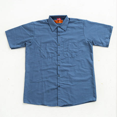 nuttyclothing  /  POSTMAN WORK SHIRT