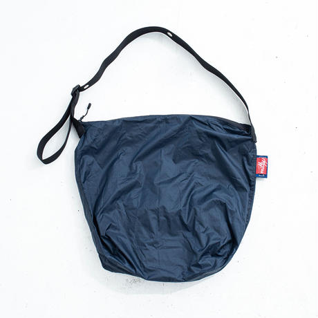 "nuttyclothing / Ripstop Nylon Shoulder bag ""Navy"""
