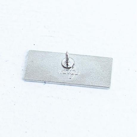 nuttyclothing / Box Logo Pins
