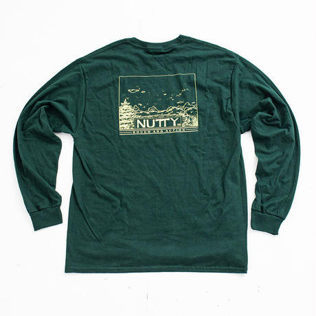 nuttyclothing / BIRD HUNT LONGSLEEVE T-SHIRT