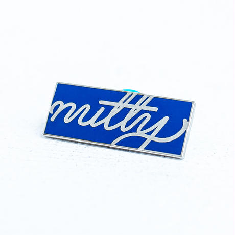 nuttyclothing / Box Logo Pins