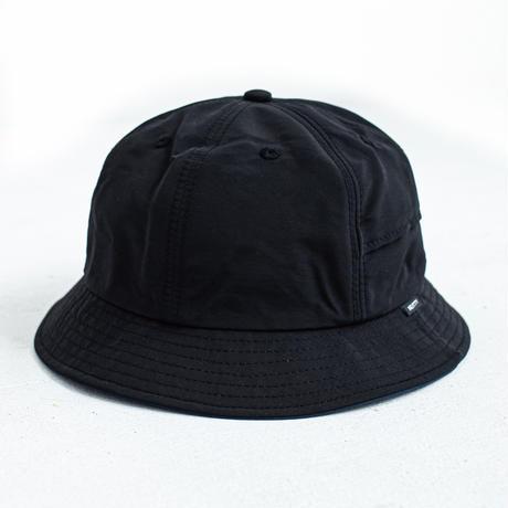 nuttyclothing / ROAM HAT 60/40 Cross Black