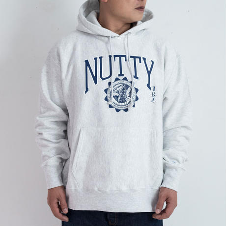 nuttyclothing / CollegeLogo Pullover Hoodie