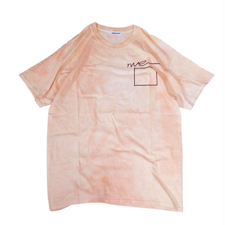 nve tie dye T-shirts (pink)