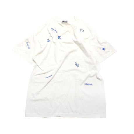 embroidery T-shirts(s-3)