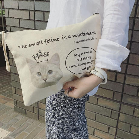 UCHINOKO♥SUPPORNYAN BAG