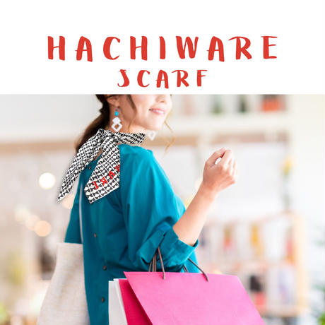 HACHIWARE -SCARF