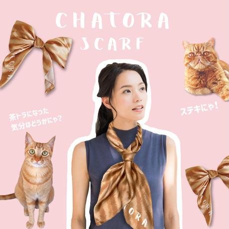 CHATORA-SCARF【数量限定商品】
