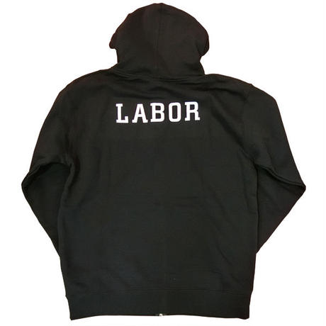 LABOR SKATE SHOP レイバー Labor Skate Tool Zip Hood
