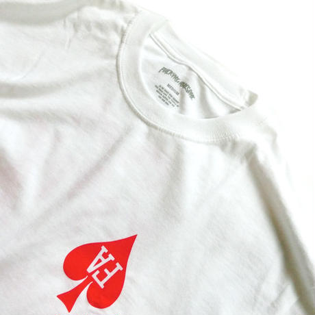 Fucking Awesome ファッキングオーサム FA Heart L/S Tee ホワイト ロンT