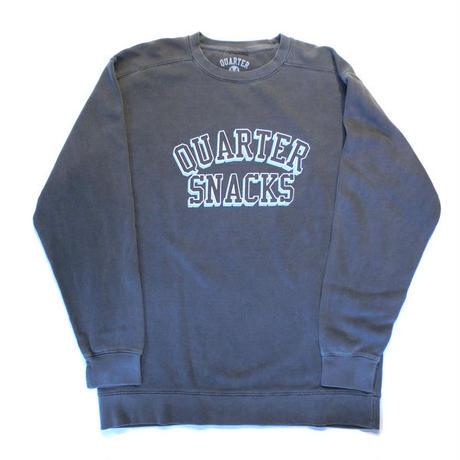 Quartersnacks アーチ クルースウェット