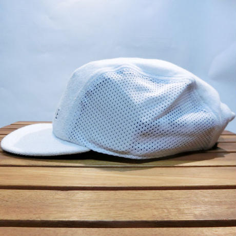 Know Wave ノウウェーヴShort Brim Terry Hat ホワイト