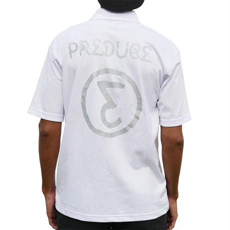 Preduce skateboards プリデュース Preduce Football Jersey White