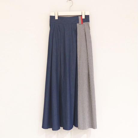 tranoi フレアスカート