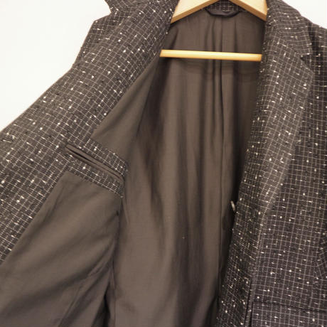 NULABEL TAILORED JACKET(black)