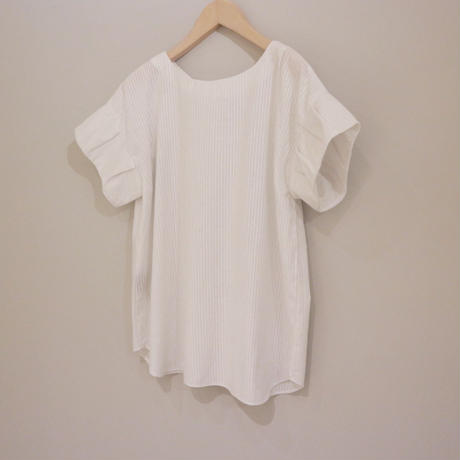 NOWYOUKNOW  3wayブラウス(white)