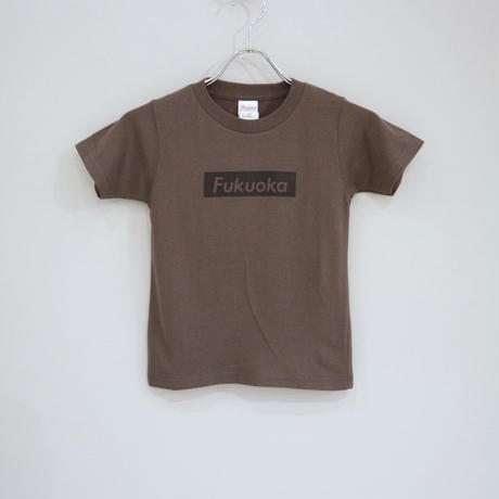 FUKUOKA キッズTシャツ