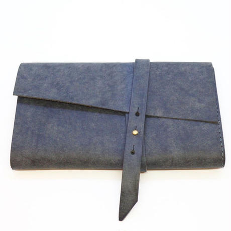 LONG WALLET navy(プエブロ)