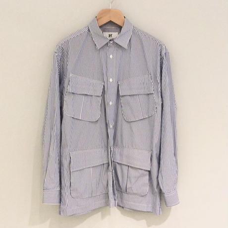 HBNS ファティーグシャツ(stripe)