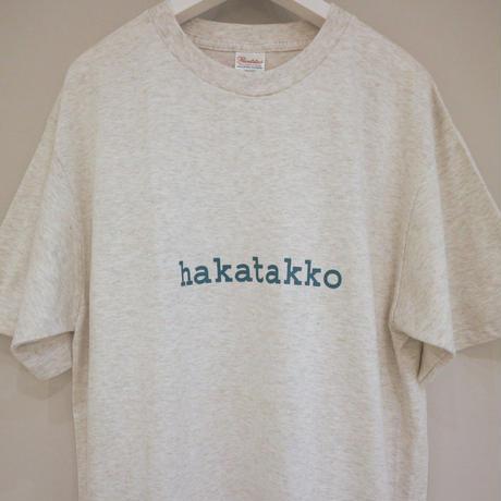 【アウトレット】ハカタッコTシャツ ライトグレー