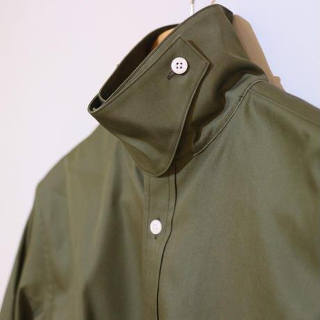 HBNS トレンチシャツ(khaki)