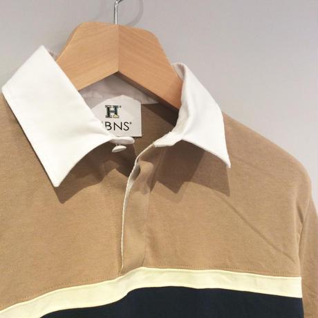 HBNS ラガーシャツ(beige)