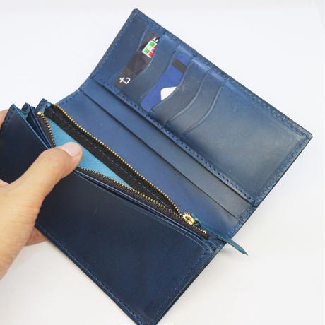 PAINTED  LONG WALLET