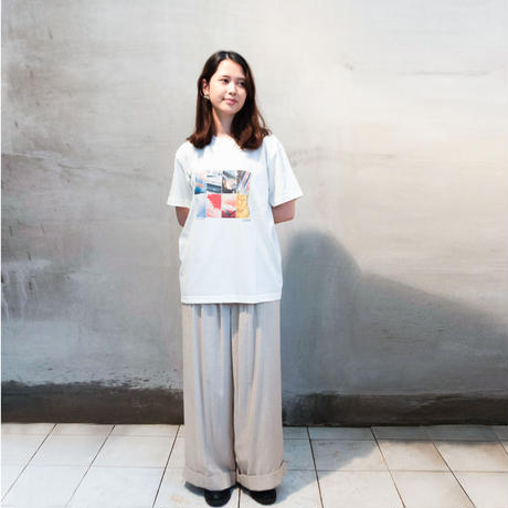 TomohiroHanada  Car reflection Tシャツ 1