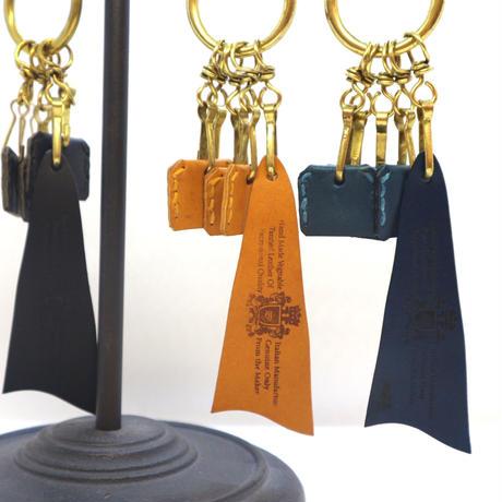 KEYRING(yellow,blue,black)
