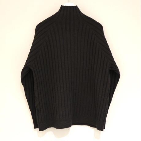 NOWYOUKNOW ハイネックニット(sax,beige,black)