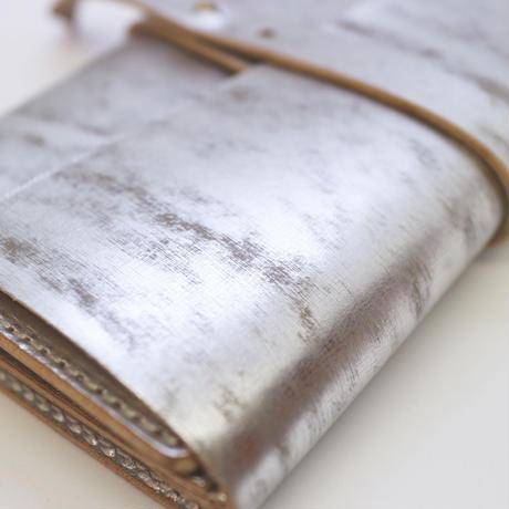 LONG WALLET silver(エコムラレス)