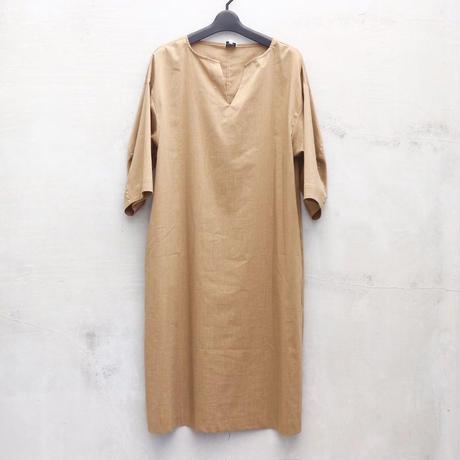 siim コクーンワンピース(light brown)