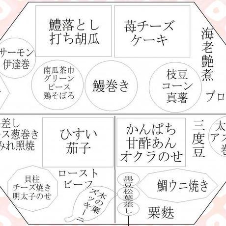 ハレの日御膳【コロナ期間特別SALE実施中】