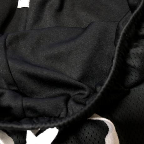 メッシュ トレーニングショーツ ブラック