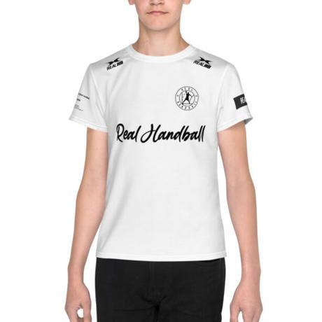 キッズ プレミアムドライTシャツ ホワイト