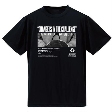 バングラデッシュ支援 フォト Tシャツ ブラック KIDS有り