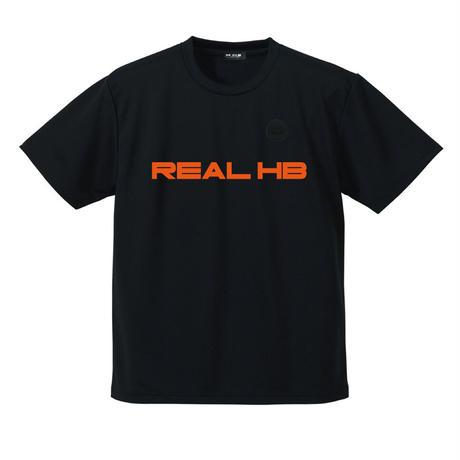 アクティブドライTシャツ ブラック