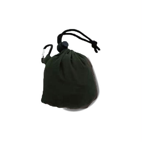 田邉選手、秋山選手メッセージエコバッグ 撥水加工ブラック