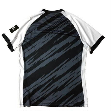 ゲームTシャツ スピード ブラック