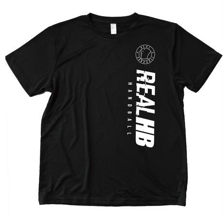 スムーステック ドライTシャツ ブラック