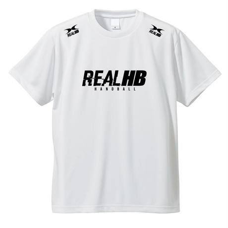 ベーシック2019 ドライメッシュTシャツ ホワイト