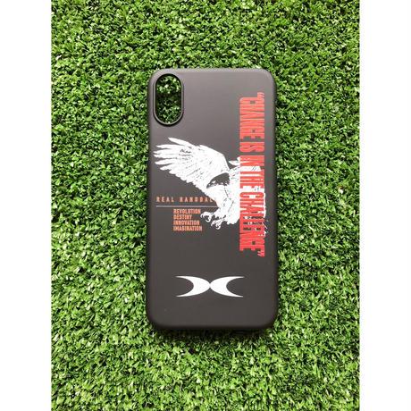 iphoneケース  ワシモチーフロゴ  ★iPhone対応 5/5s/SE 5c 6/6s 6Plus/6sPlus 7 7plus 8 8plus/X★