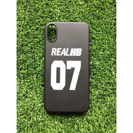 iphoneケース  REAL HB 07 ★iPhone対応 5/5s/SE 5c 6/6s 6Plus/6sPlus 7 7plus 8 8plus/X★