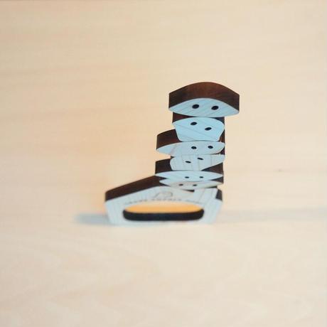 おばけパズルHOME (香川まんのう町ヒノキ 無垢材10mm厚)