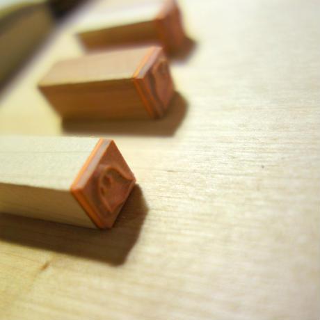 おばけパズルのスタンプ 10x10mm1本