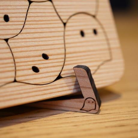 おばけパズルパーティパック(1000円分小国町へ寄付)
