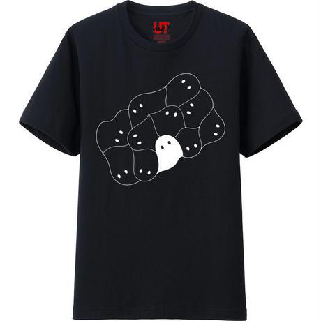 おばけパズルのTシャツ UTme!(おばけホワイト)
